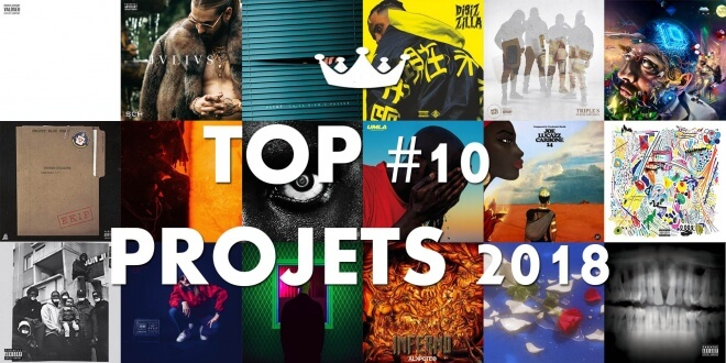 top projets 2018 b