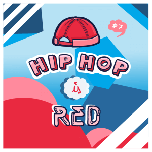 HIPHOPisRED Square2 PNG